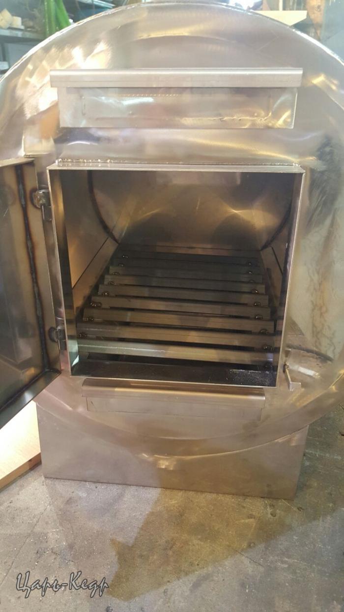 мощная печь 35 кВт