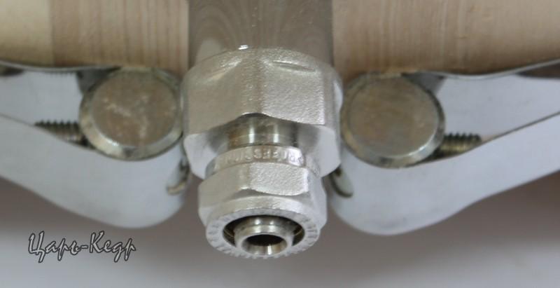 Кедровая фитобочка овальная «ЗЕВС» со скосом