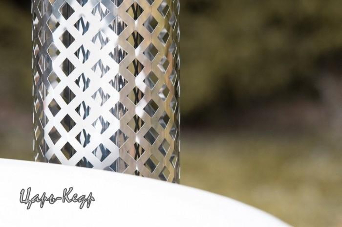 сетка на трубу