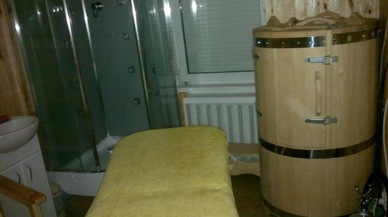 Комплект профессиональный: Фитобочка+парогенератор
