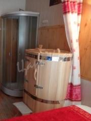 Комплект домашний: кедровая бочка+парогенератор