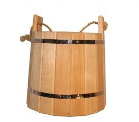 Ведро для воды кедровое
