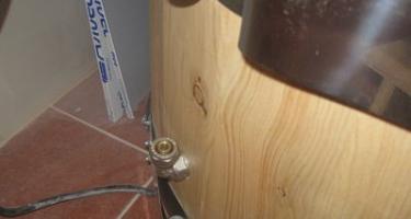 Инструкция по подключению кедровой бочки